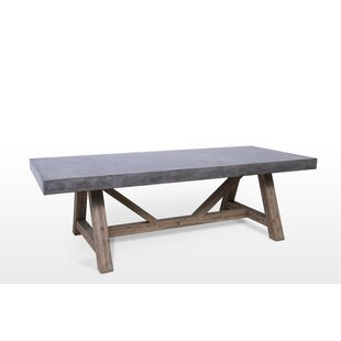 Linn Stone/Concrete Dining Table by 17 St..