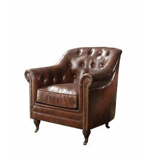 Basham Club Chair by Canora Grey