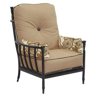 Provence Patio Chair with Cushion