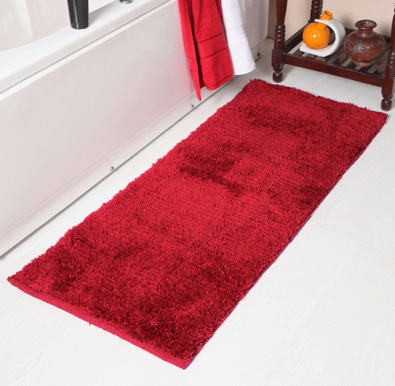 41 60 Red Bath Rugs Mats You Ll Love In 2021 Wayfair