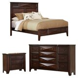 Fentress Standard Configurable Bedroom Set by Darby Home Co