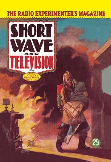 Buyenlarge Short Wave And Television Radio And Firefighting By Hugo Gernsback Vintage Advertisement Wayfair