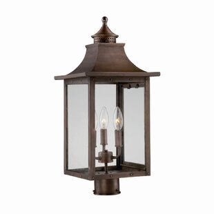 17 Stories Dillion Outdoor 3-Light Lantern Head