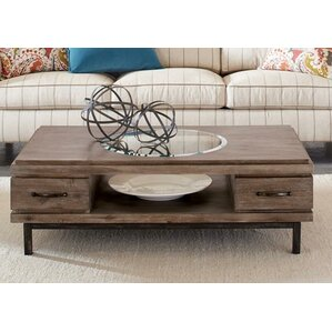 Katy Rectangular Coffee Table by Laurel Foun..