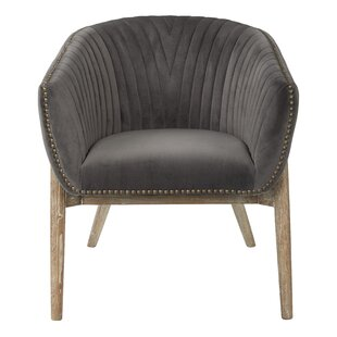 Bungalow Rose Pederson Barrel Chair