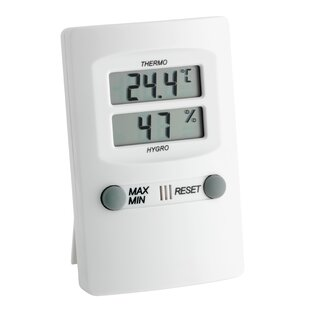 Electronic Thermo Hygrometer Image
