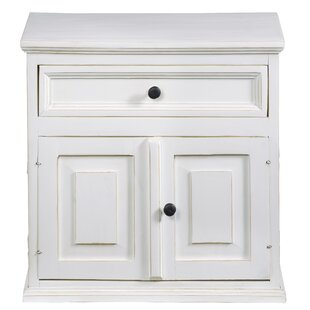 Affordable Devencove 1 Drawer Nightstand by Winston Porter