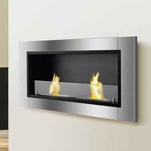 gas wall fireplaces. Lata Wall Mounted Ethanol Fireplace Fireplaces
