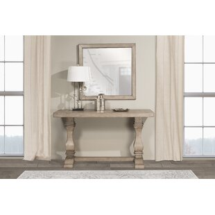 One Allium Way Lea Counter Height Console..