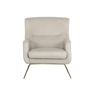 Sunpan Modern Irongate Armchair