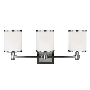 Gladys 3-Light Bath Vanity Light