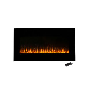 f3d86394d66 Arlo Wall Mounted Electric Fireplace