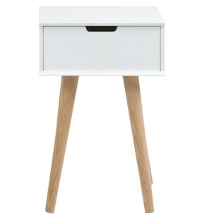 Newman 1 Drawer Bedside Table