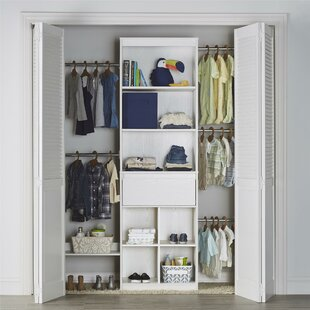 Grow With Me Closet System