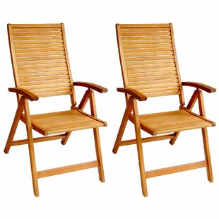 Three Posts Cadsden Reclining Zero Gravity Chair (Set of 2)