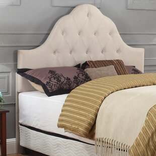 Nevada Upholstered Panel Headboard by House of Hampton