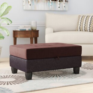 Looking for Burk Storage Ottoman By Andover Mills