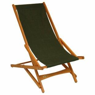 Alessandra Glider Chair by Freeport Park