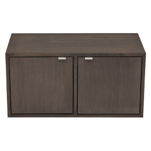 Media 2 Door Storage Cabinet by Urbangreen Furniture