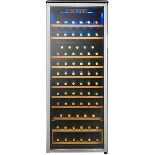 75 Bottle Single Zone Freestanding Wine Cooler