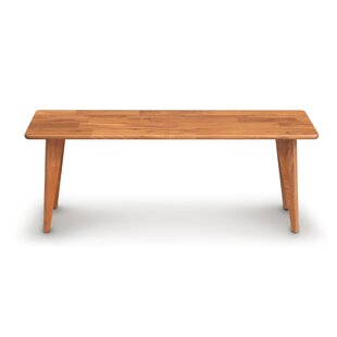 Essentials Wood Bench