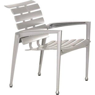 Veer Stacking Patio Dining Chair