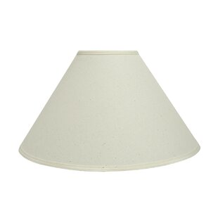 Transitional Hardback 19 Fabric Empire Lamp Shade