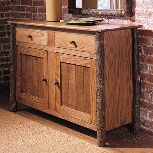 Berea Server by Flat Rock Furniture