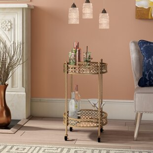 Sariyah Bar Cart by Willa Arlo Interiors