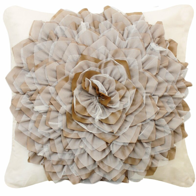 castleton home flower sofakissen bewertungen. Black Bedroom Furniture Sets. Home Design Ideas
