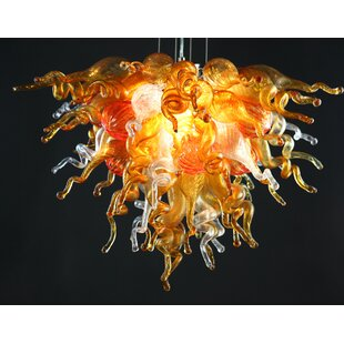 Latitude Run Katrita 3-Light Novelty Chandelier