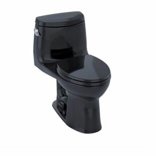Toto Ultramax II Het Double Cyclone 1.28 GPF Elongated One-Piece Toilet