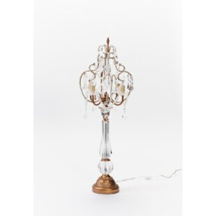Chandelier table lamp wayfair chandelier 34 table lamp aloadofball Images