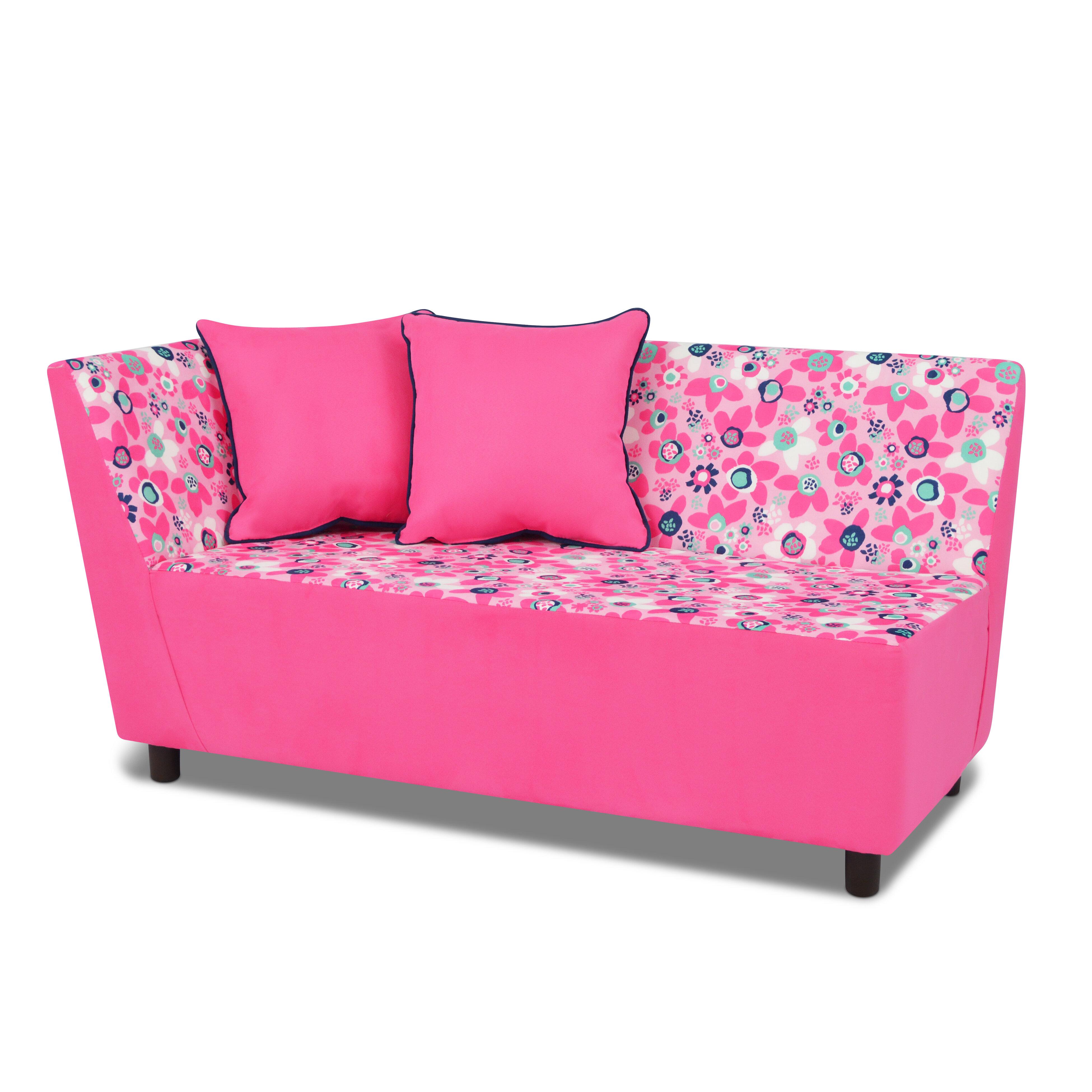 ca viv lounge rae kids baby wayfair chaise pdp leslie pink reviews juvenile