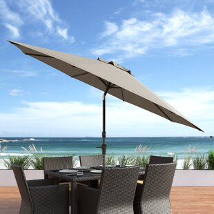 Beachcrest Home Markley 10' Market Umbrella