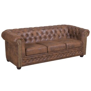 Abtao I 3 Seater Chesterfield Sofa By Williston Forge