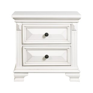 Cheadle 2 Drawer Nightstand