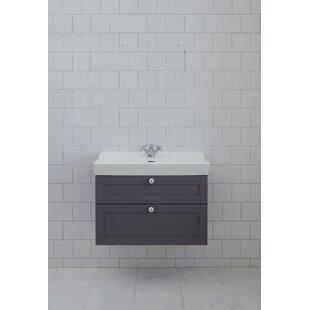 Clemens 800mm Wall Mounted Vanity Unit By Belfry Bathroom