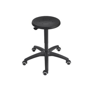 Free S&H Height-adjustable Office Stool