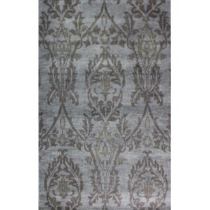 Medallion Grey Rug