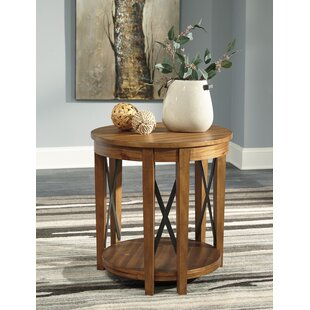 Check Prices Demi End Table by Millwood Pines