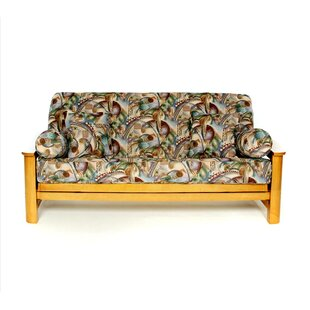 Cyber Box Cushion Futon Slipcover