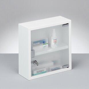 First Aid 30cm X 30cm Surface Mount Medicine Cabinet By Zeller