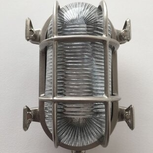 Looe 1 Light Outdoor Bulkhead Light By Nordlux