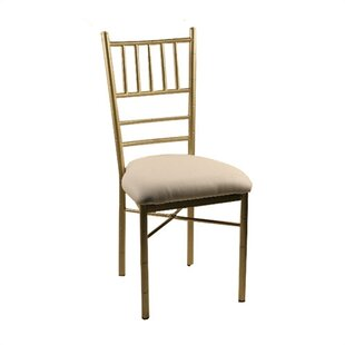Metal Ballroom Side Chair (Set Of 2) by Alston Design