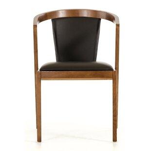Berkeley Upholstered Dining Chair by Corrigan Studio