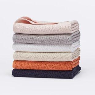Honeycomb Cotton Blanket By Coyuchi