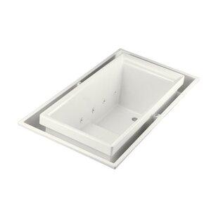 Kohler Sok Drop-In Effervescence Bath wit..