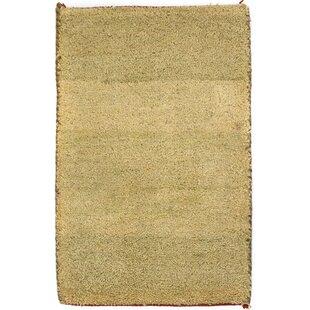 Sasha Handwoven Wool Green Indoor/Outdoor Rug By Union Rustic