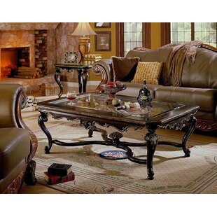 Eastern Legends Florentine Coffee Table